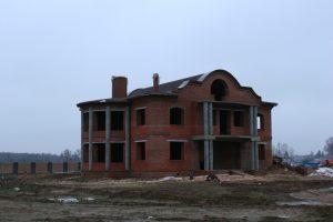 Кирпичный дом в КП Гринфилд