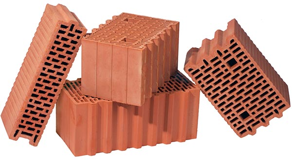 Поризованные блоки