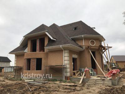 Дом с облицовкой отделка фасада