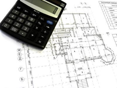 Расчет стоимости строительства